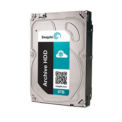 Seagate Archive HDD 8 TB