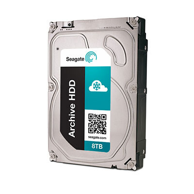 Seagate Archive HDD 8 TB