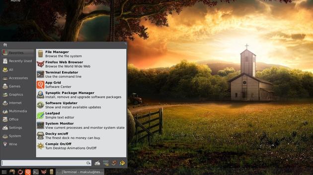 MakuluLinux 7: Linux aus Südafrika mit opulentem Design