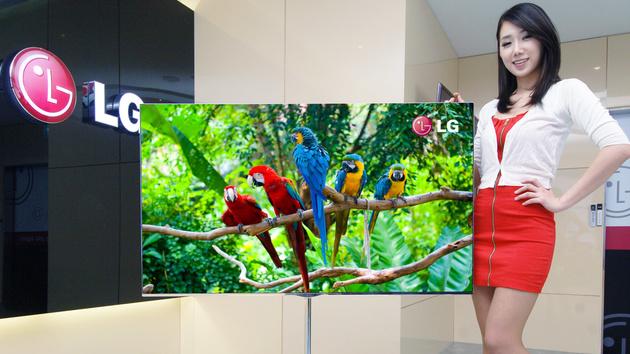 OLED-Fernseher: LG investiert in die Alternative zu LCD