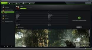 GeForce Experience – Spieleoptimierung