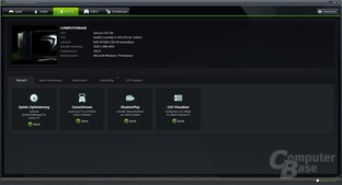 GeForce Experience – Systeminfos