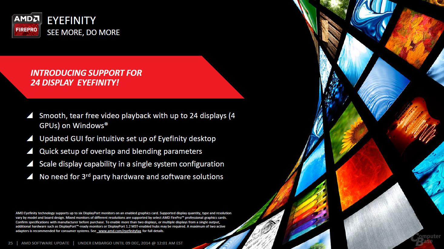 AMD Catalyst Omega – Eyefinity