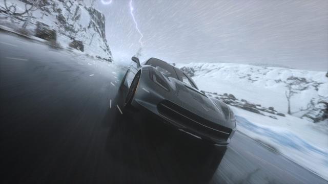 Driveclub ab Patch 1.08 mit dynamischem Wetter