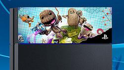 PlayStation 4: Bunte Faceplates im Spieledesign zur Personalisierung