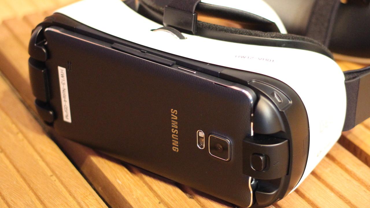 Gear VR: Samsungs Brille für virtuelle Welten kostet 200 US-Dollar