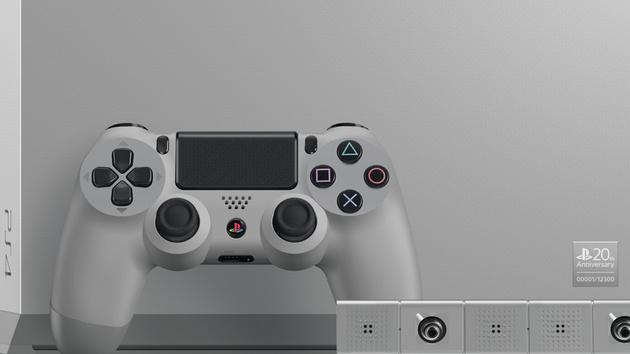 PlayStation 4: Graue Sonderedition erzielt Rekordsummen auf eBay