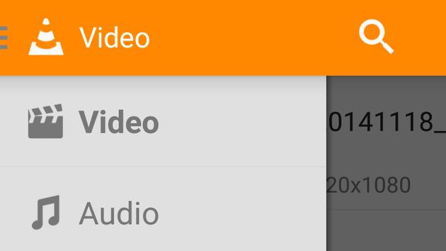 Mediaplayer: VLC für Android in Version 1.0 mit ARMv8-Fehlerbehebung