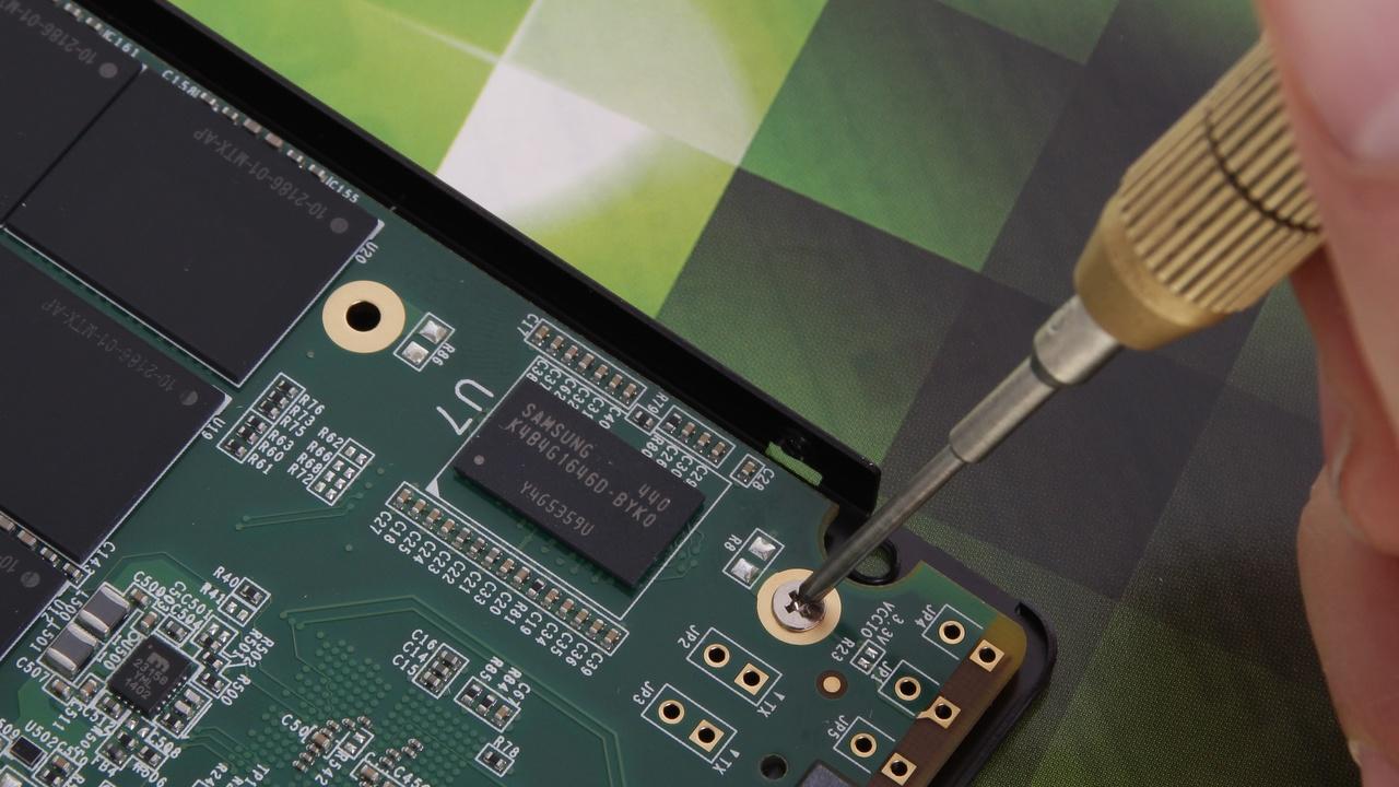 Mushkin Reactor im Test: 1 Terabyte Flashspeicher für unter 350Euro