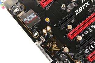 Alternative LAN- und Sound-Lösung auch bei ASRock