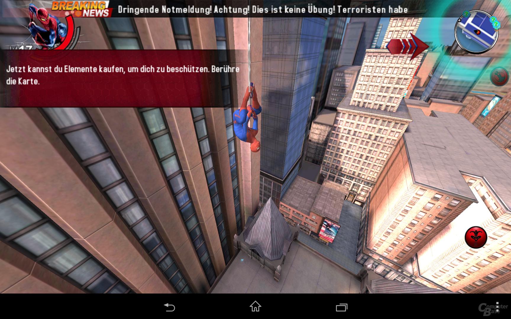 Spiel Spiderman