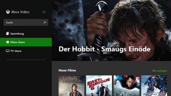 Xbox Video: Windows 8.1 kann jetzt nativ MKV abspielen