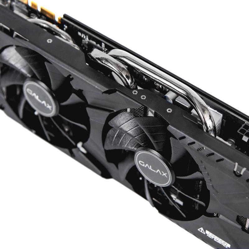 Galax GeForce GTX 970 EXOC Infinity Black Edition