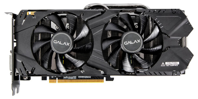 Galax GeForce GTX 970 EXOC Infinity Black Edition