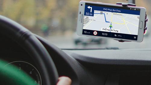 Navigation: Offline-Karten-App HERE auf Google Play und bald für iOS