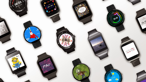 Android Wear – Zifferblätter
