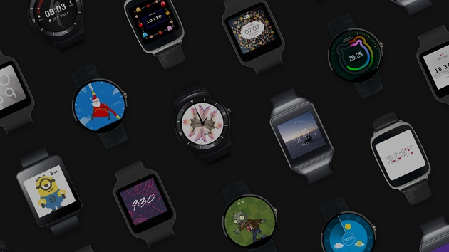 Android Wear: Alternative Zifferblätter direkt aus dem Play Store