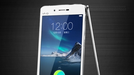 Vivo X5 Max: Das dünnste Smartphone der Welt misst 4,75 Millimeter