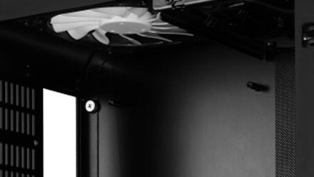 Cooltek UMX1 Plus: Größere Komponenten durch geändertes Layout