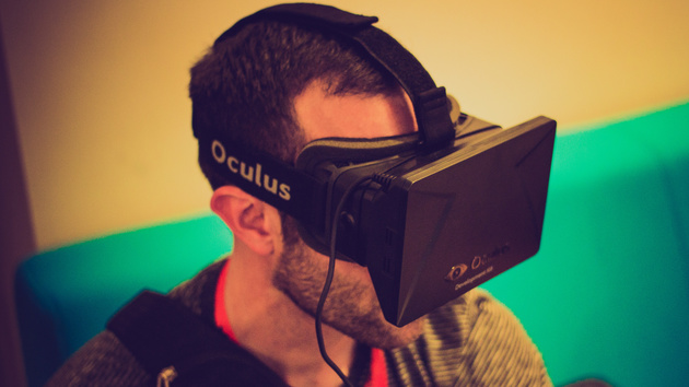Virtual Reality: Oculus VR kauft Startups für Hand-Tracking und Mapping