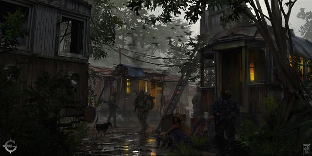 Artwork von Stalker Apocalypse