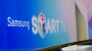 Smart TV: Samsung zeigt Fernseher mit Tizen zur CES 2015