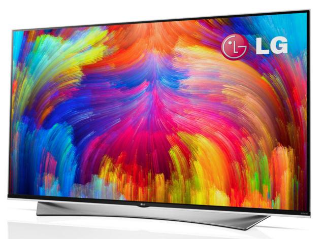 LG zeigt UHD-TV mit Quantum Dots zur CES 2015
