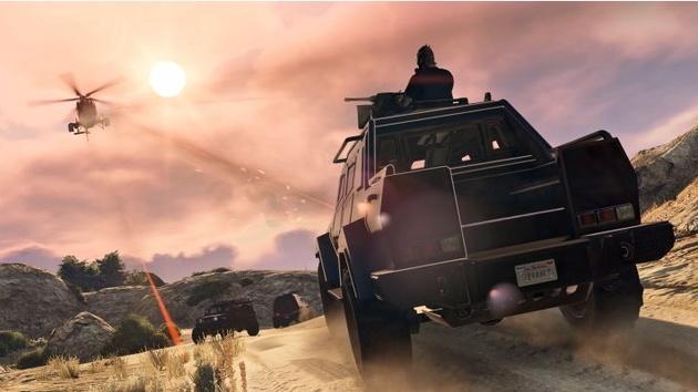 GTA Online: Heists Anfang 2015 verfügbar