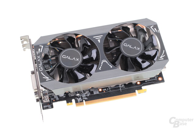 Die Galax GeForce GTX 970 Gamer OC