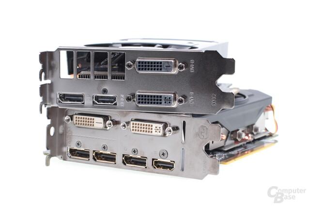 Gigabyte bietet zwei DisplayPorts mehr
