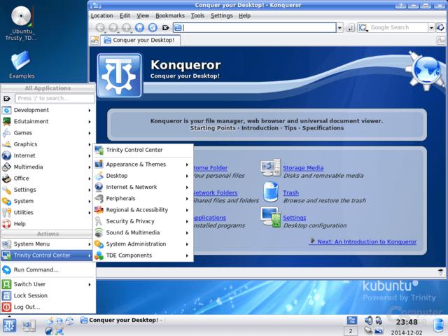 TDE R14.0.0 Desktop