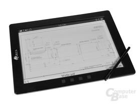 Der Icarus Excel 2014 eignet sich auch für technische Zeichnungen