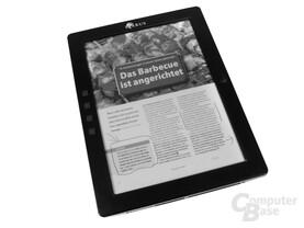 Der Icarus Excel 2014 unterstützt Notizen bei PDF-Dokumenten