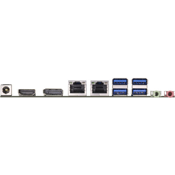 ASRock IMB-186 – I/O-Panel