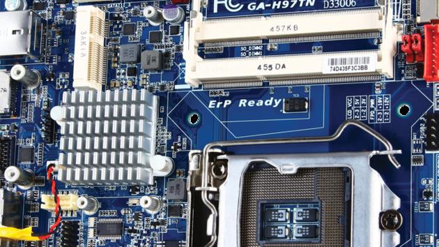 GA-H97TN und IMB-186: Thin-Mini-ITX-Mainboards mit 9er-Chipsatz für Haswell