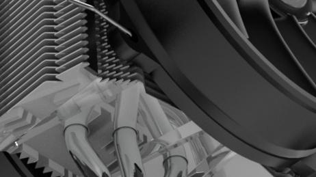 EKL Alpenföhn Atlas: Asymmetrischer Twin-Tower-Kühler für ITX-Rechner