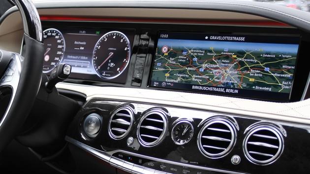 Android Auto: Google plant eigenes Car-Infotainment-System