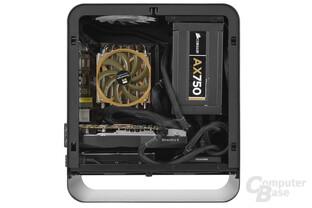 Cooltek UMX1 Plus – Testsystem