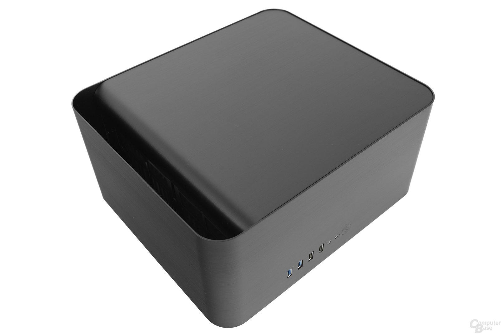 Cooltek UMX1 Plus – Untersicht