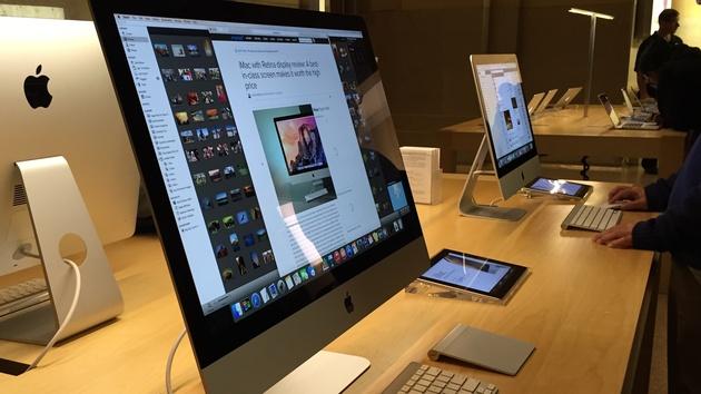 UltraSharp UP2715K: Dells 5K-Display und den iMac trennen 440 Euro
