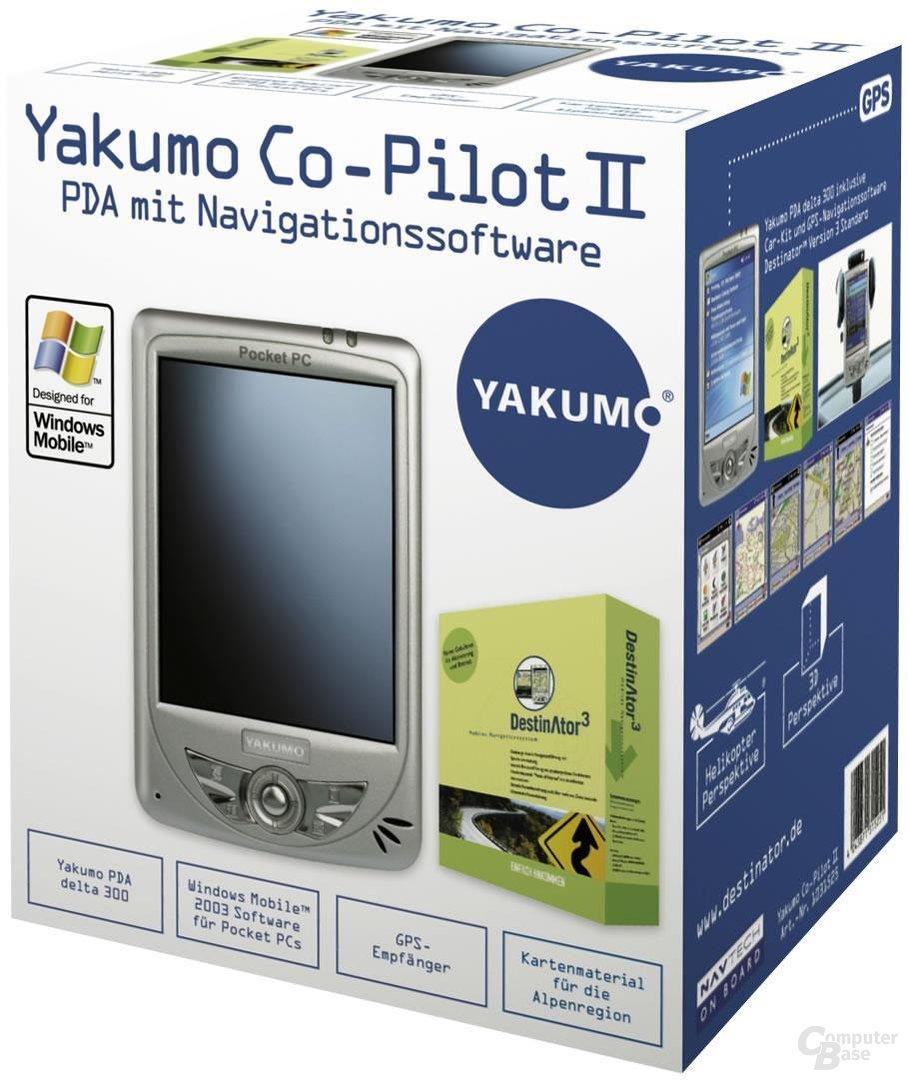 Yakumo Co-Pilot II
