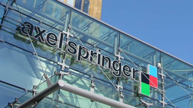 Onlinewerbung: Axel Springer will T-Online von der Telekom kaufen