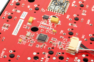 Der ARM-Cotrex-M0-Microcontroller (Nuvoton NUC NUC123SD4AN0)