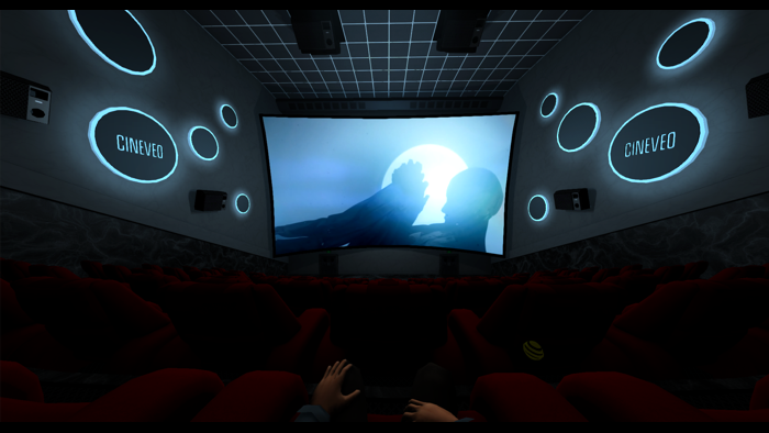 Cineveo VR Cinema