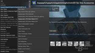 Aaaaaculus! VR Auswahl