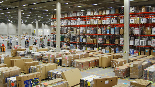 Sonntagsarbeit: ver.di wirft Amazon rechtswidrige Beschäftigung vor