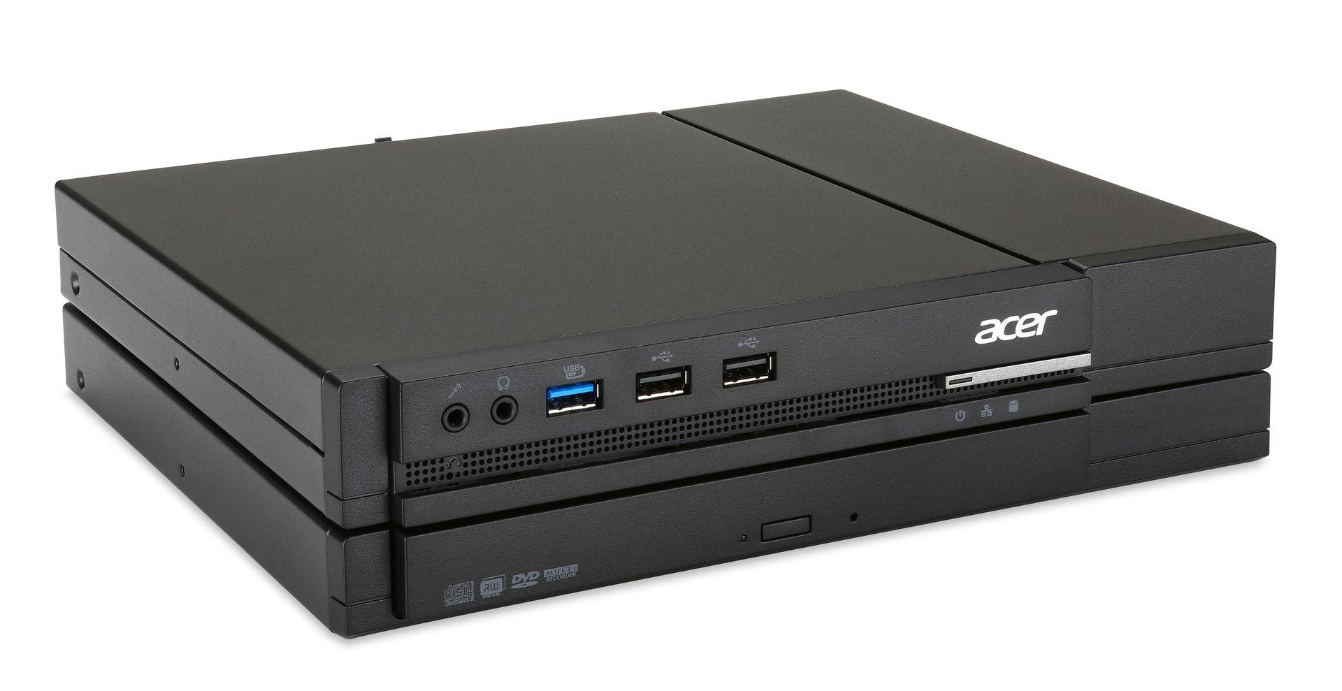 Acer Veriton N6630G – Panorama links