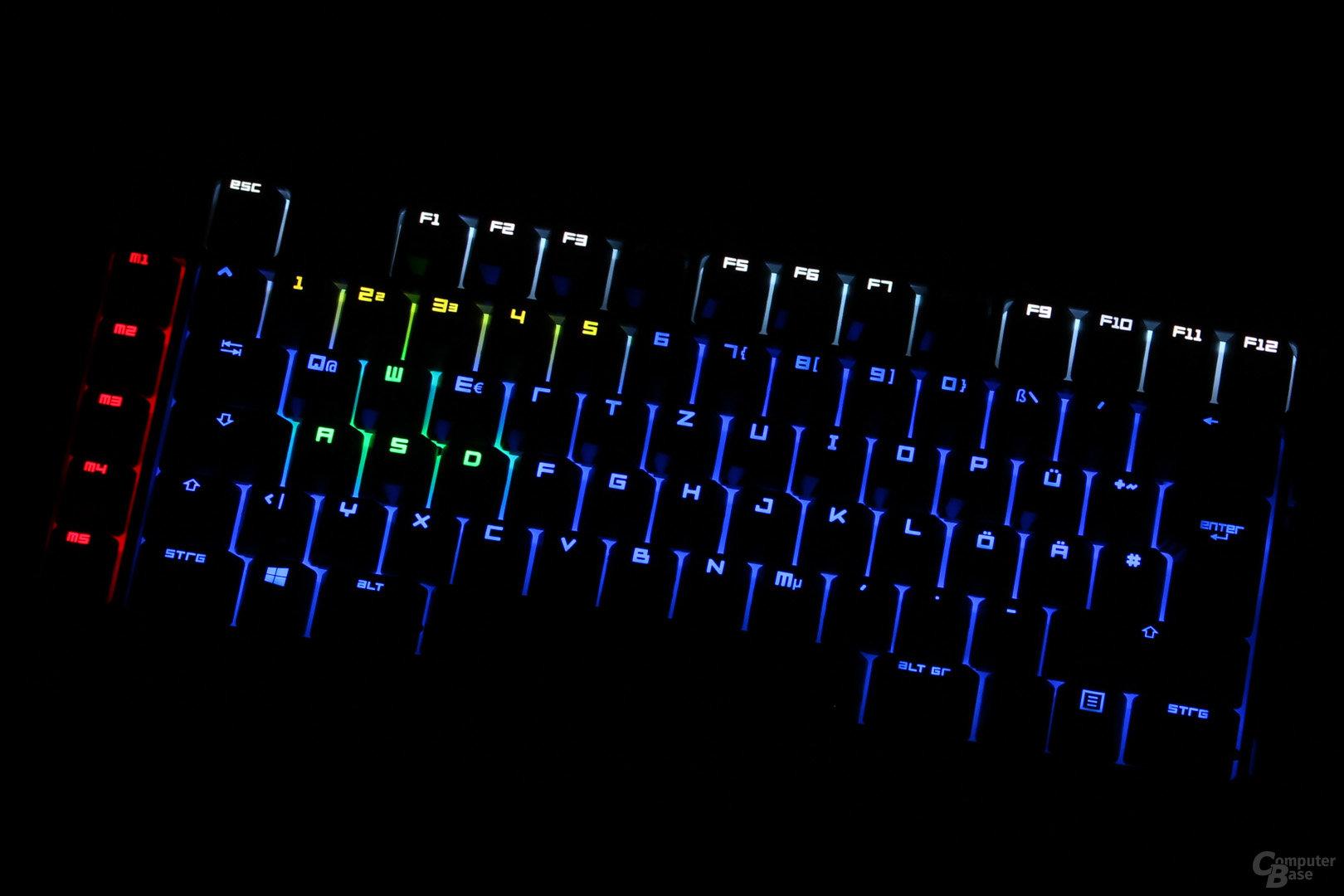 Eigenes LED-Profil