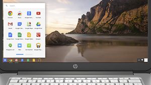 Chromebook 14 Touch: HPs Alternative zum Acer CB5 mit Tegra K1 und Full HD