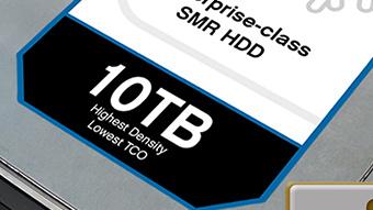 Festplatte: 10-Terabyte-HDD von Seagate kommt 2015 mit SMR